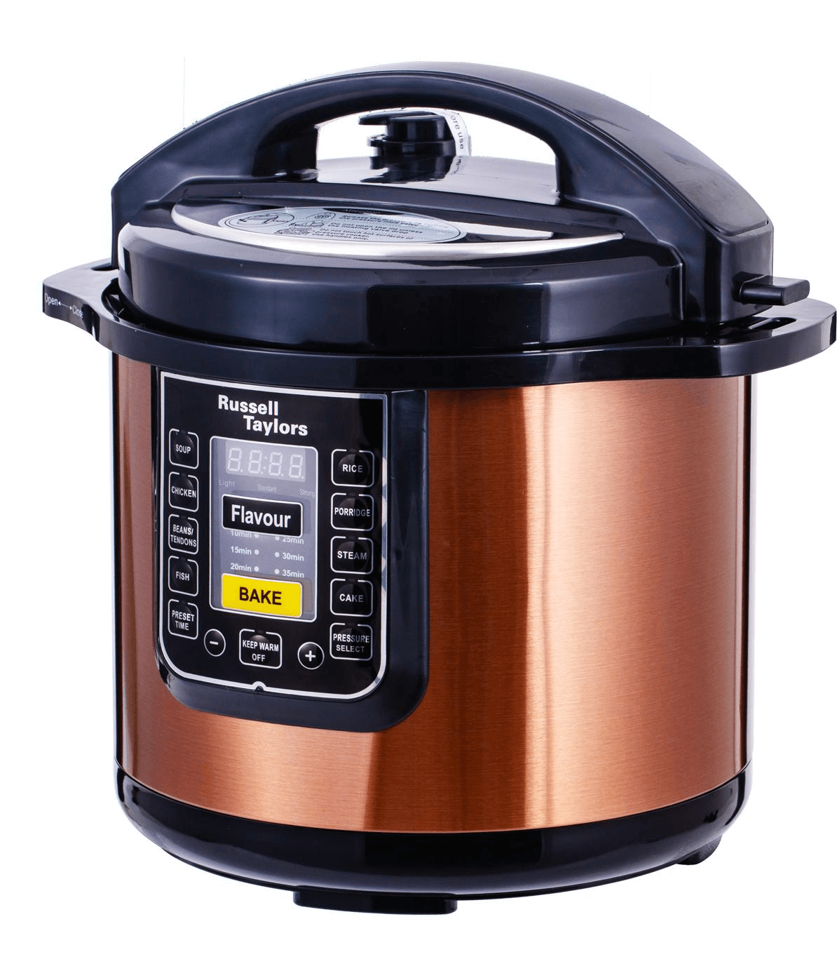 Russell Taylors 8L Electric Pressure Cooker PC-80