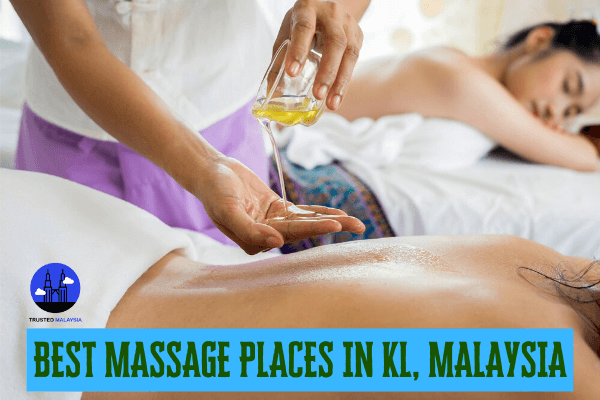 Best Massages KL