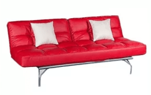 Splitback Kyo Mini Alpha Sofa Bed Reclining