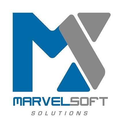 Marvelsoft Solutions' Logo