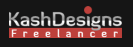Kash Designs Freelancer's Logo