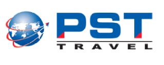 PST Travel's Logo