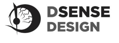 DSense Design's Logo