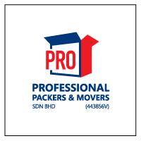 Professional Packers & Movers' Logo
