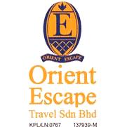 Orient Escape's Logo