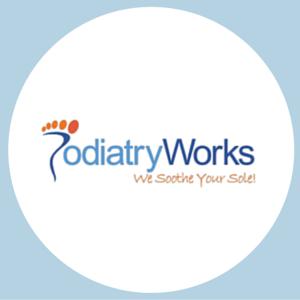 Ace Podiatry Works' Logo