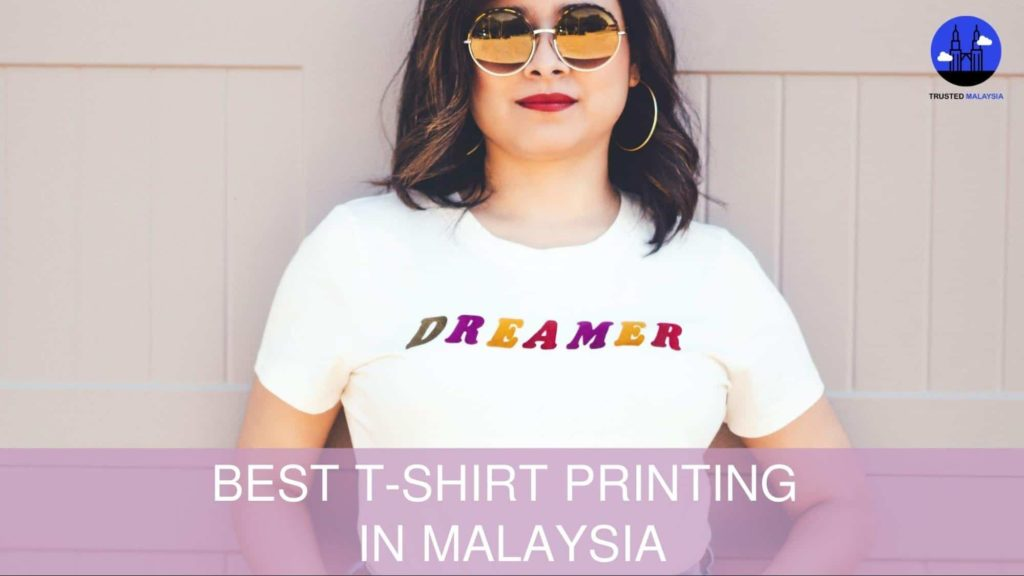 Best T-Shirt Printing in Malaysia