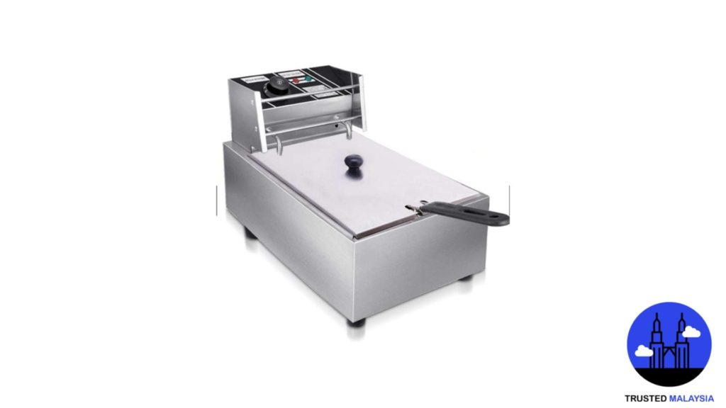 Imbaco TurboFry Commercial Deep Fryer