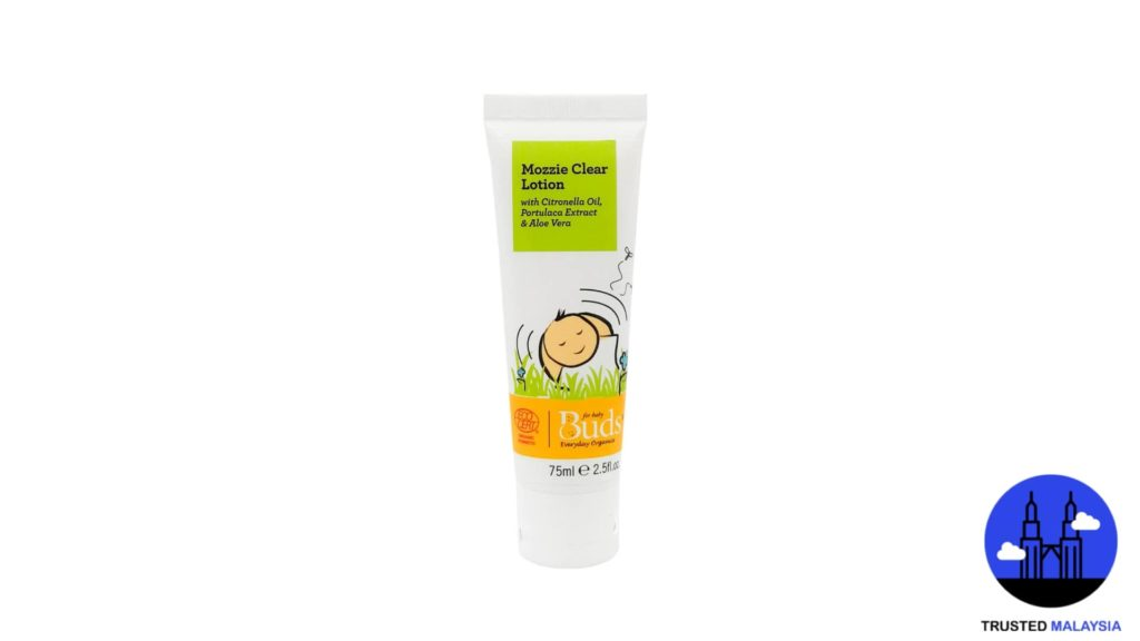 Bubs Mozzie Clear Lotion