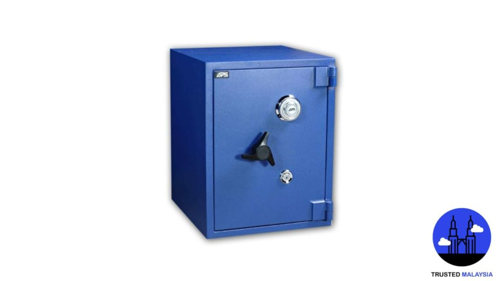 Office Gap Supply LS2 Fire Resistant Safe Box